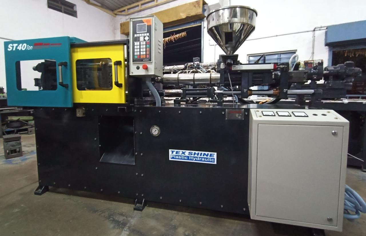 Automatic Horizontal Screw Injection moulding machine manufacturer in tamilnadu
