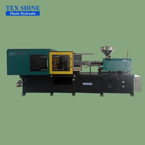 TS 60 Injection Moulding Horizontal Type