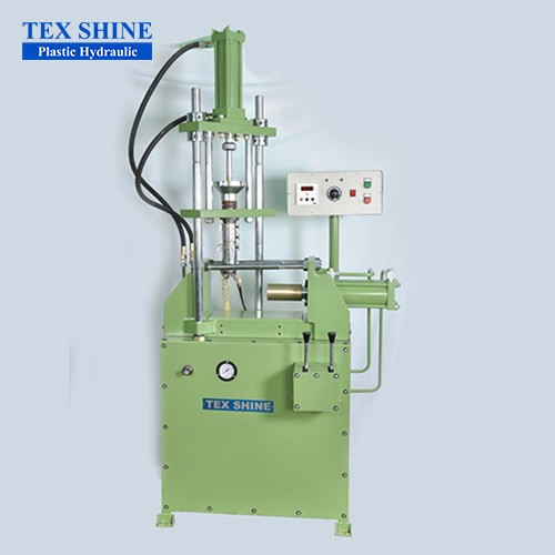 Semi Automatic Plunger Plastic Injection Machine
