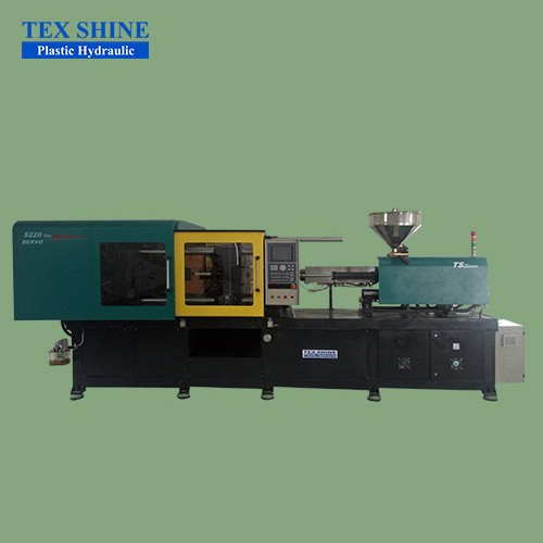 TS 220 - Injection Moulding Horizontal Screw Type